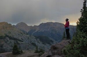Endless Views - Four Night Backpacking Experience