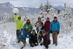 2017 Basecamp Leave No Trace Trainer Course