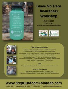 leave-no-trace-awareness-workshop