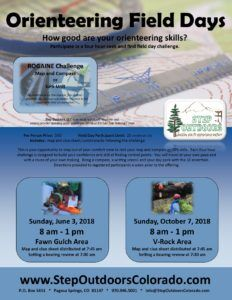 June Orienteering Field Day @ Will be provided to registrants